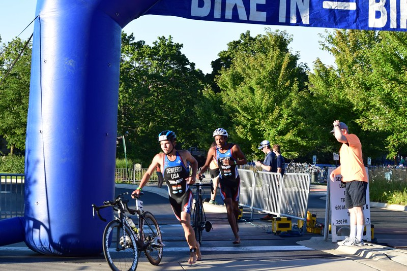 Welcome To The New ET Naperville Sprint Triathlon Website!