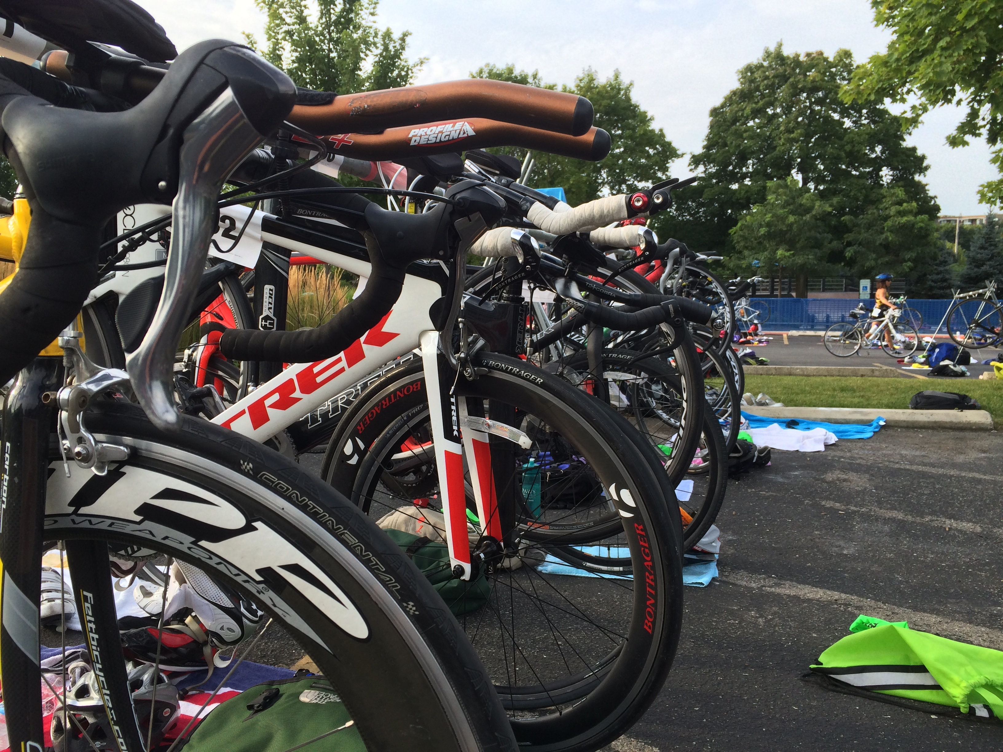 Naperville Sprint Triathlon Race Information