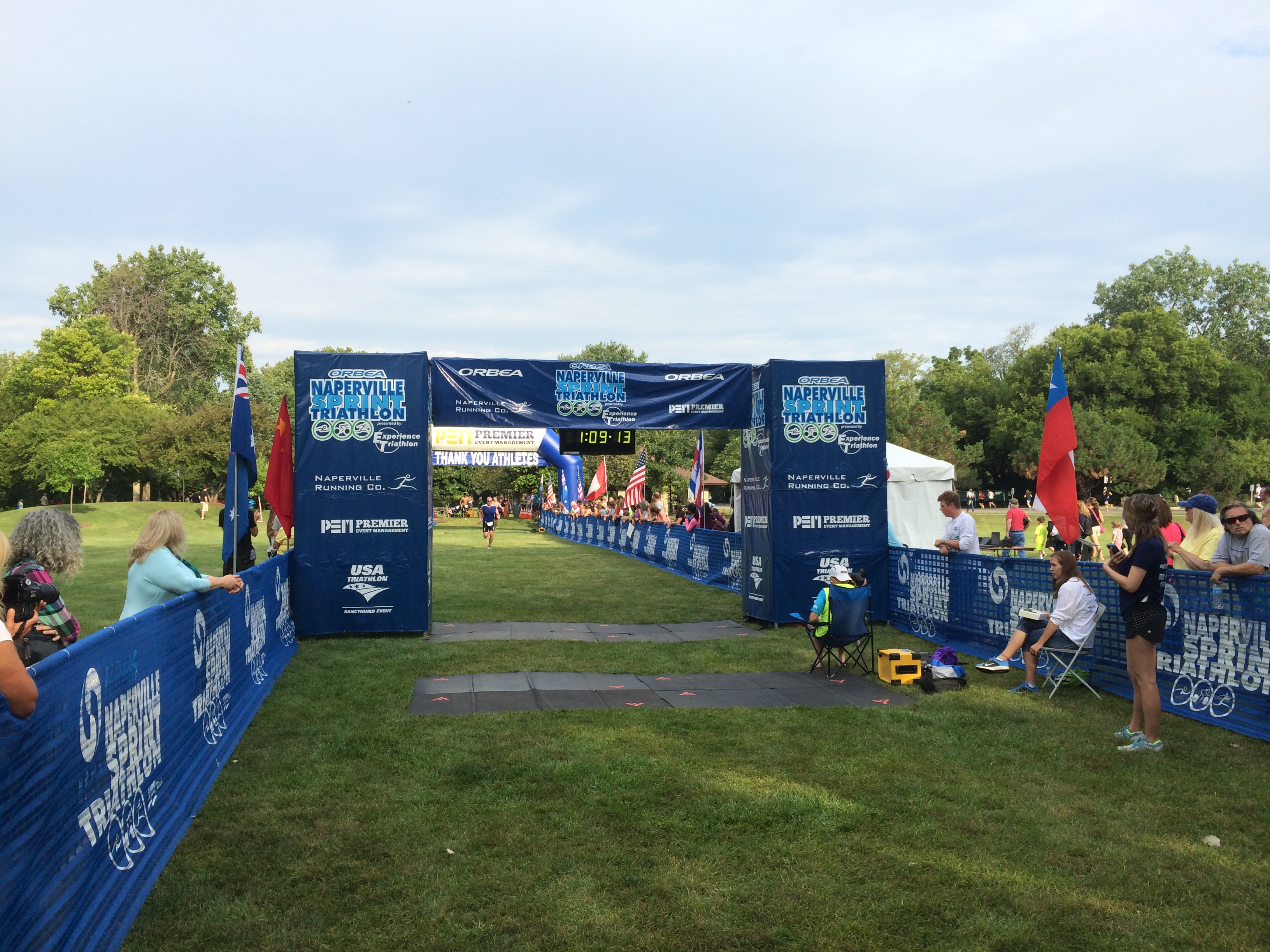 Naperville Sprint Triathlon Registration
