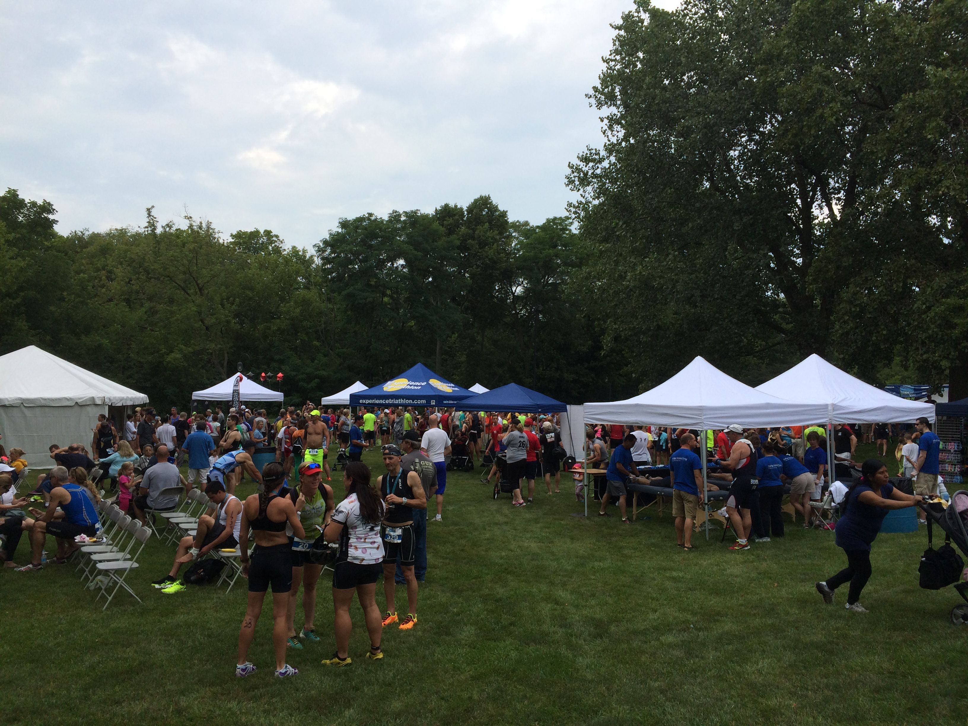 Naperville Sprint Triathlon Sponsorship