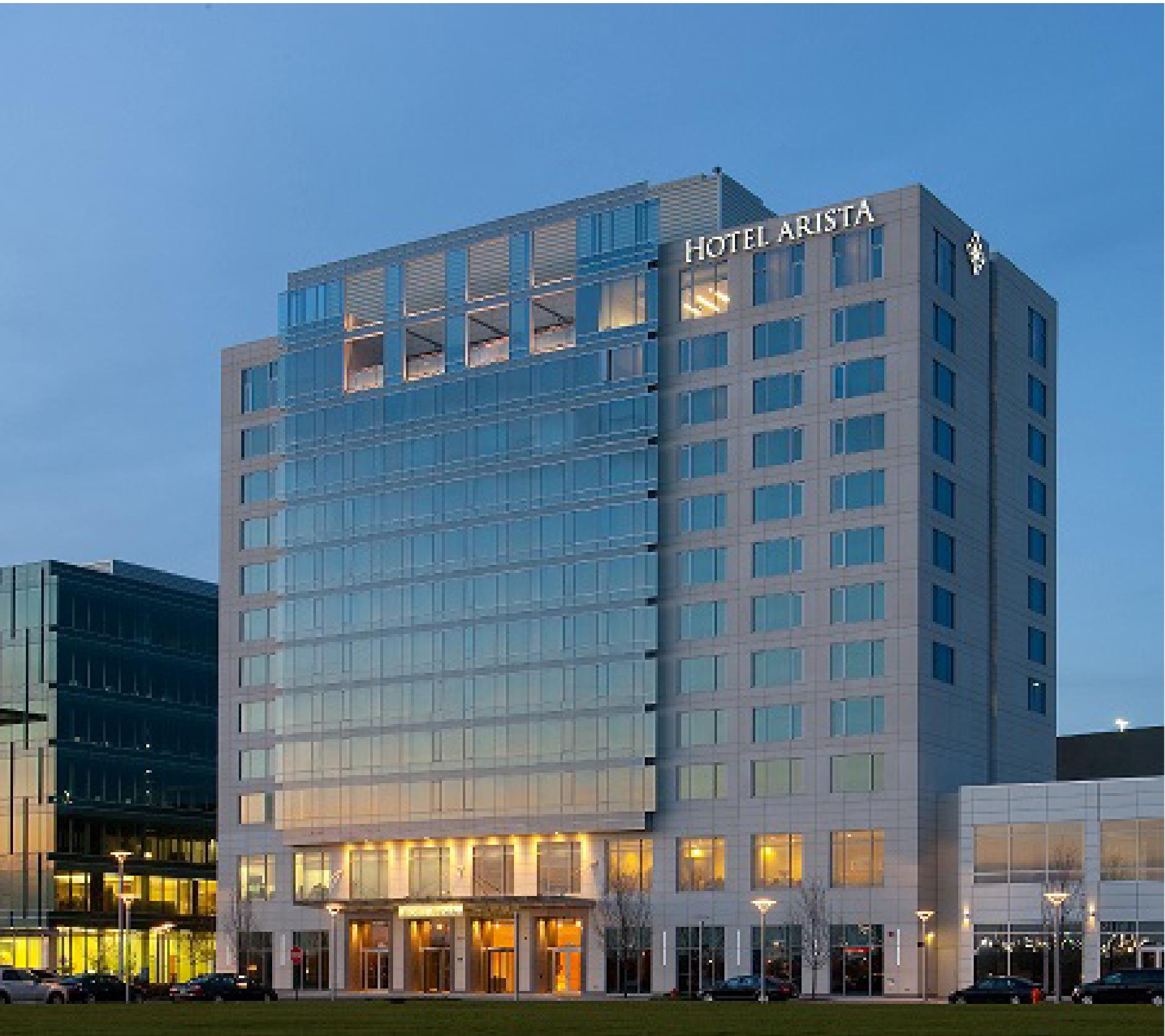 hotel arista - naperville sprint