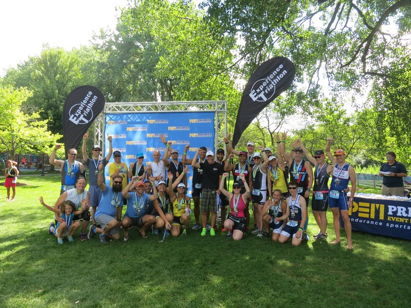 Dedication, Inspiration On Display At Naperville Triathlon (2016)