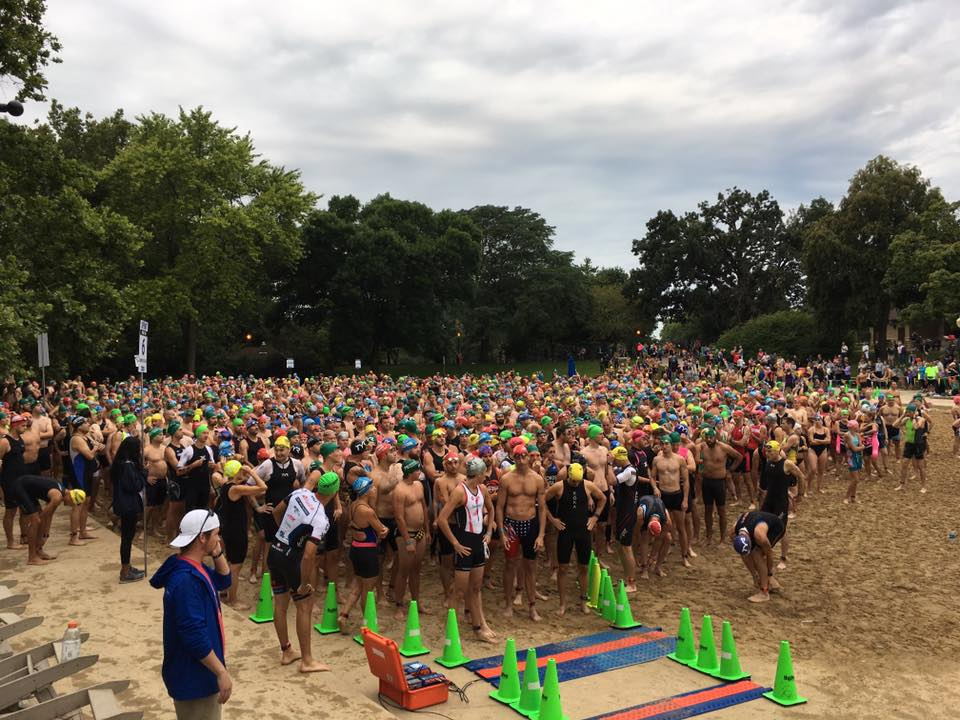 Sprint Triathlon Reaches Decade Of Racing In Naperville (Daily Herald)